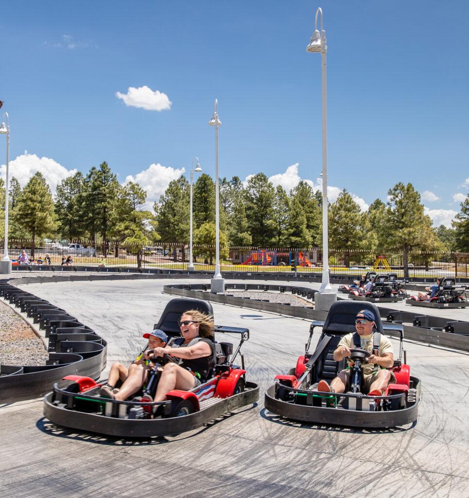 Grand Canyon Go-Karts